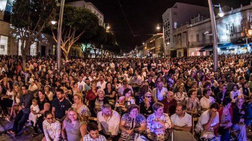 El concierto de Pitingo y lo público